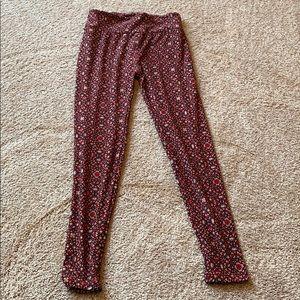 Lularoe leggings new never worn